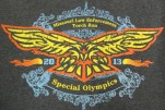 University Police selling tees to benefit Special Olympics