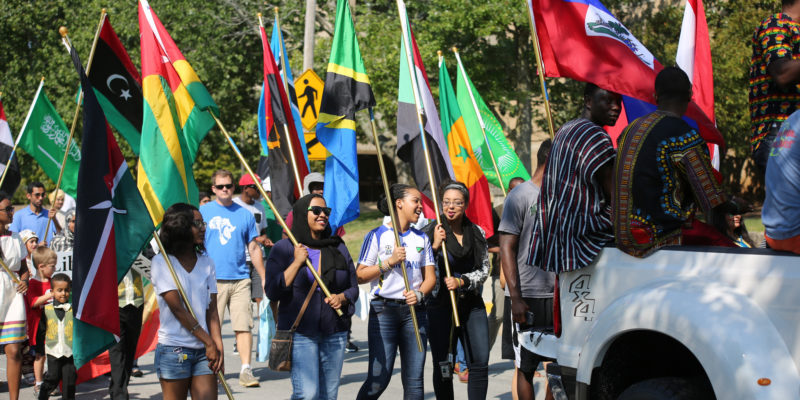 Sign up for parade of nations Sept. 30
