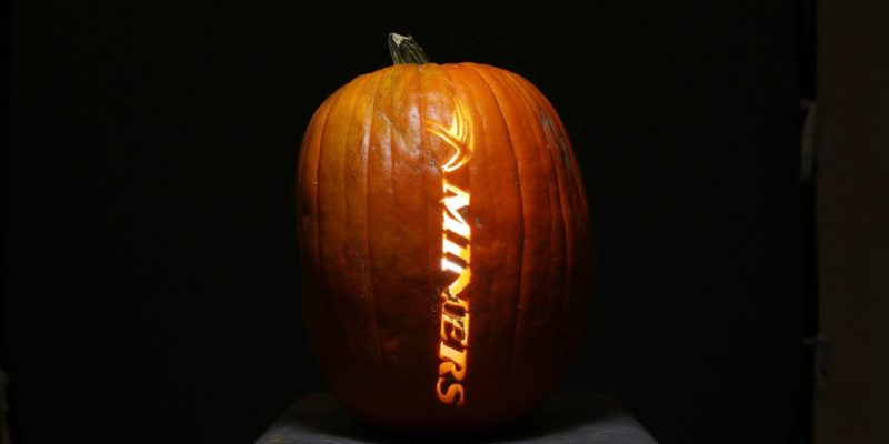 Carve a pumpkin, enter to win