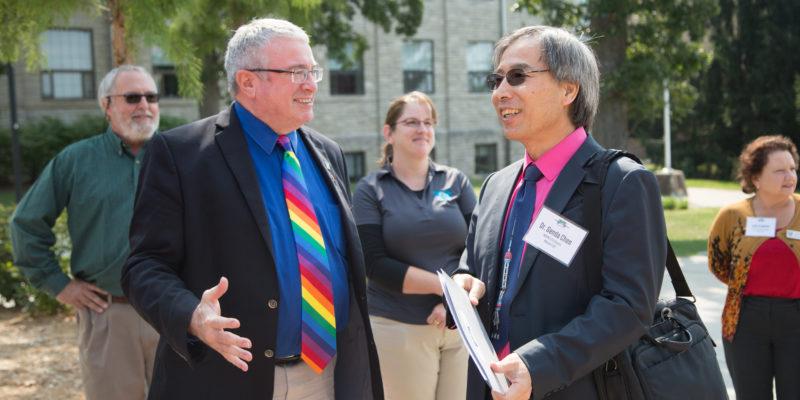 Maples to continue as interim chancellor through May 2019