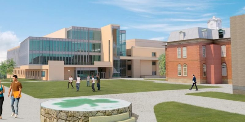 Curators approve plans to move forward on Biosciences Complex