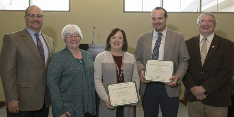 41 S&T faculty members honored for outstanding teaching