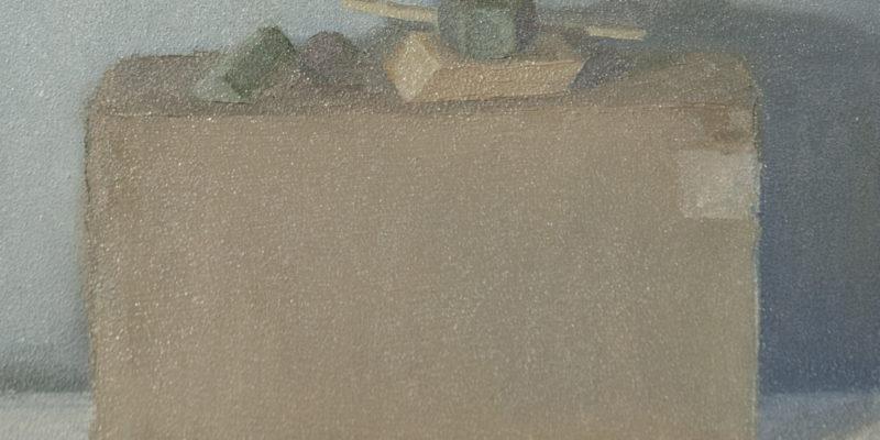 Arthur's painting on display in regional exhibit
