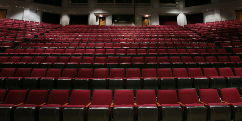 One day remains in Leach Theatre's step challenge