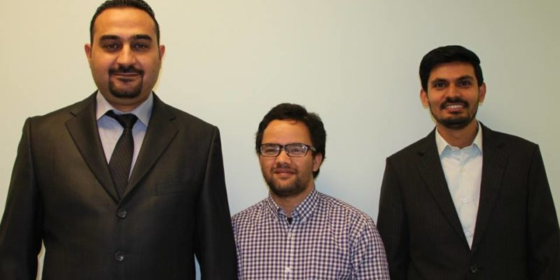 Three physics students win Schearer Prize