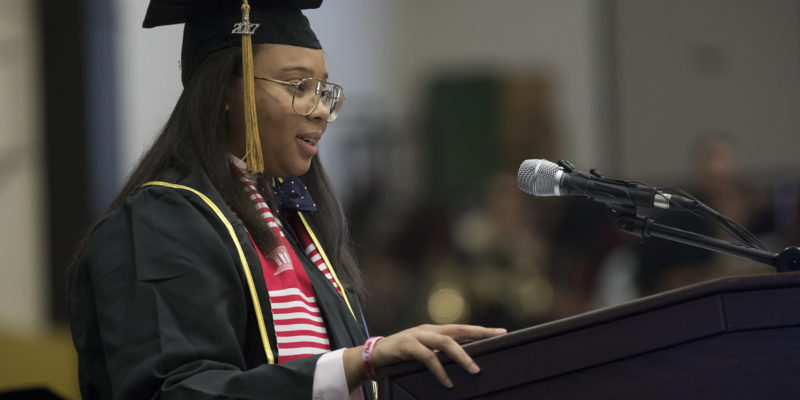 Applications for student commencement speakers due today
