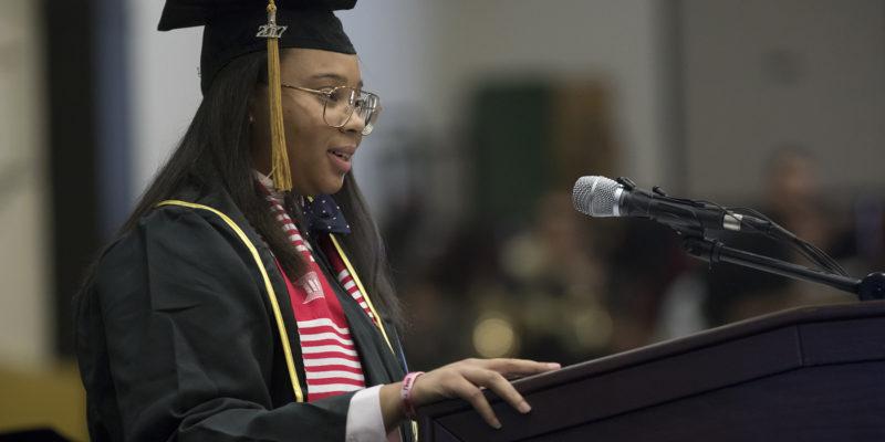 Application deadline nears for student commencement speakers