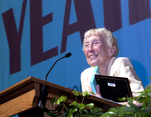 Dr. Barbara Hale retires