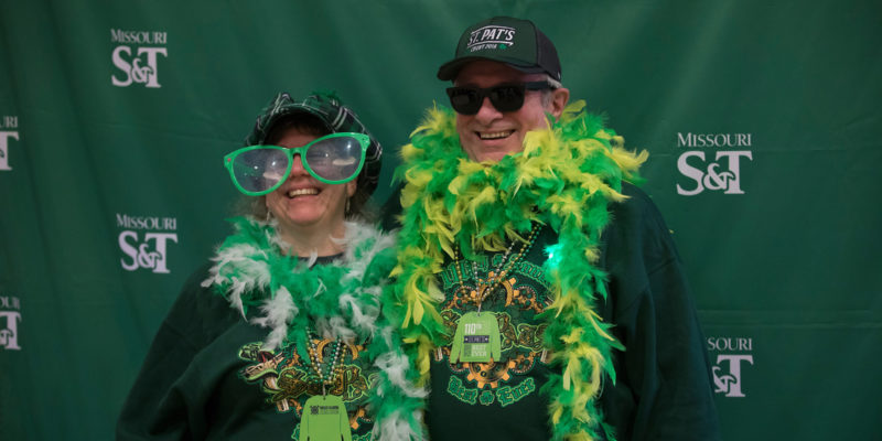 Check out St. Pat's photos online