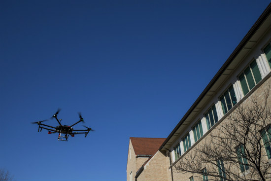 S&T partners with UMKC, MU on national security drone research