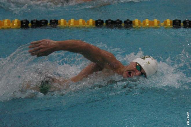 S&T swimmer