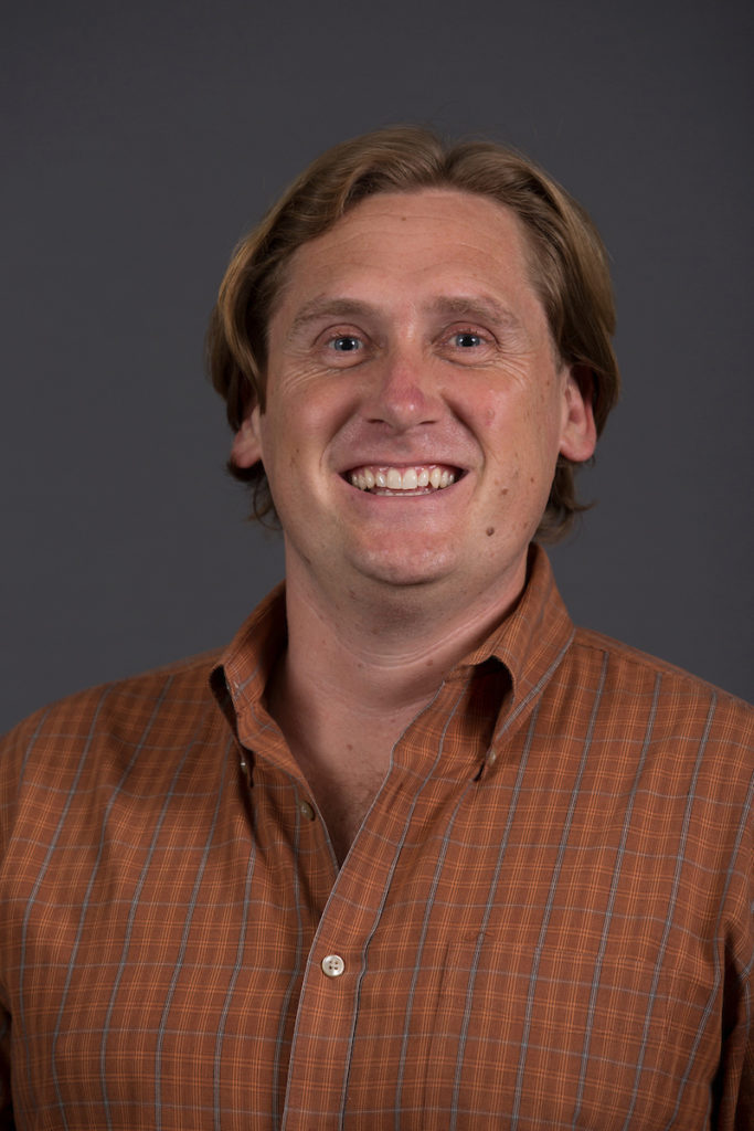 Justin Pope portrait