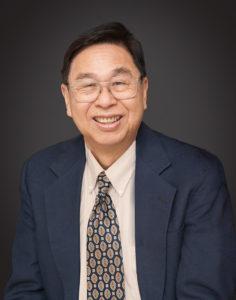 Howard Huang portrait