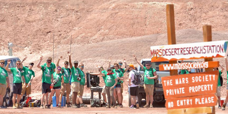 S&T team places second in University Rover Challenge
