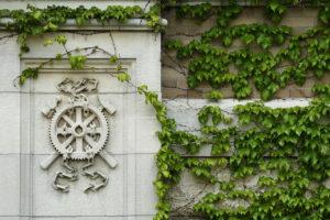 ivy on Norwood Hall