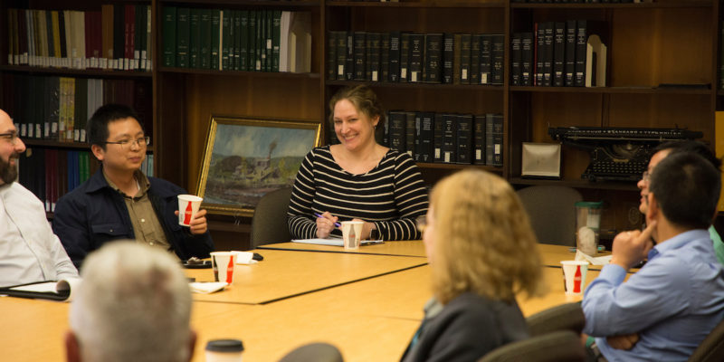 CERTI merges into CAFE, provides faculty one stop for professional development