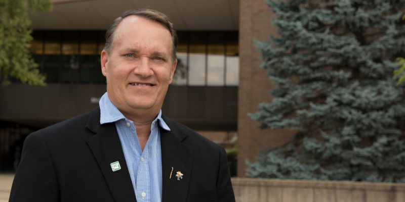 Hilmas named chair of materials science, engineering