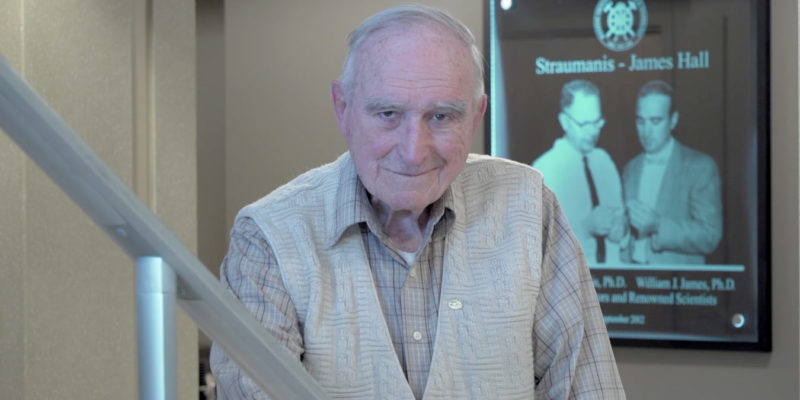 Speaker bringing 96 years of life experiences to Stoffer lecture