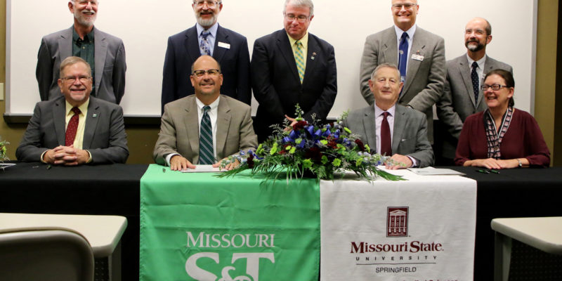 S&T, Missouri State partner to expand cooperative engineering program