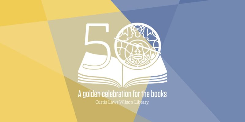 Celebrate library's 50 years tomorrow