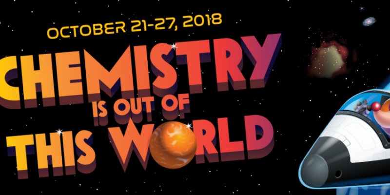 Bring your kids to chemistry celebration