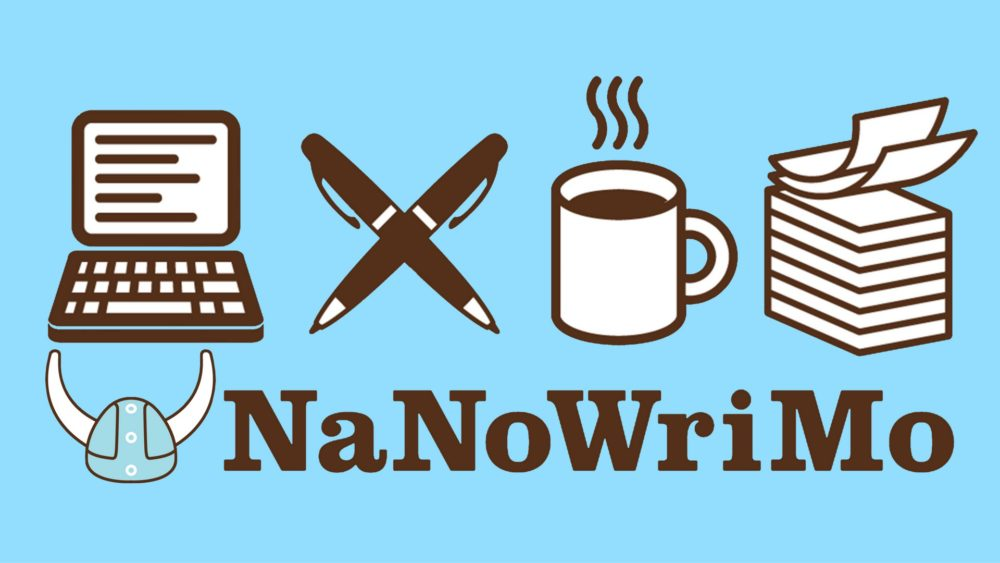 Graphic about National Novel Writing Month