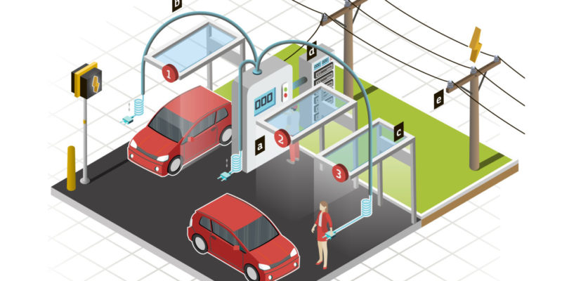 Researchers win multimillion dollar grant to build fast-charging stations