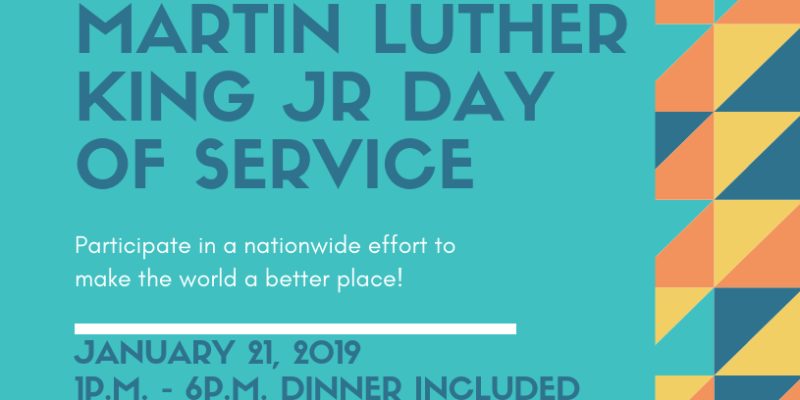 A day on, not a day off – MLK 2019