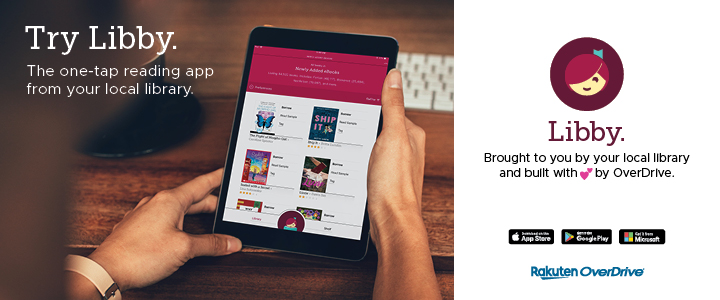 Updates to the Missouri S&T Wilson Library's online reading app, Overdrive