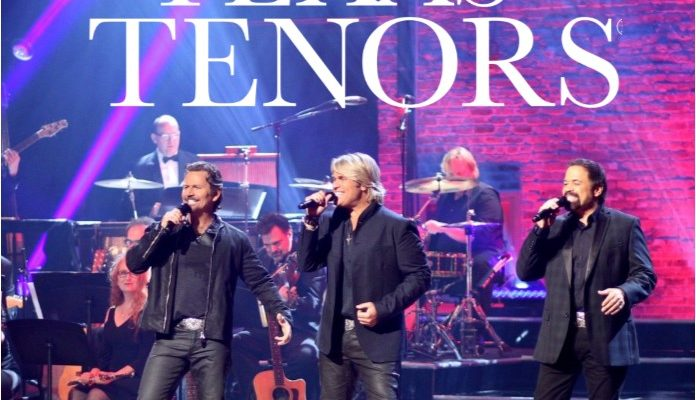 Student ticket sale: The Texas Tenors