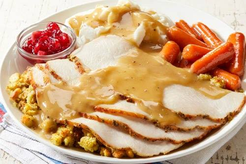 Get turkey dinner, support Russell House