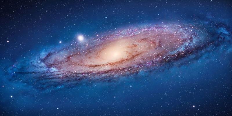 See the Andromeda Galaxy tonight at observatory