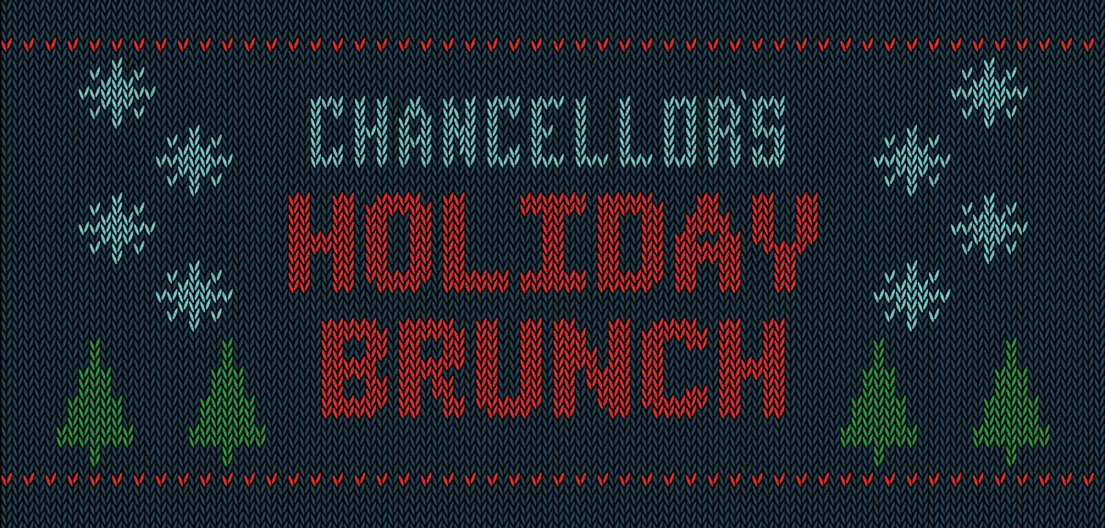Chancellor's holiday brunch