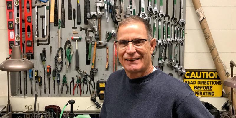 Retirement reception planned for Gary Abbott