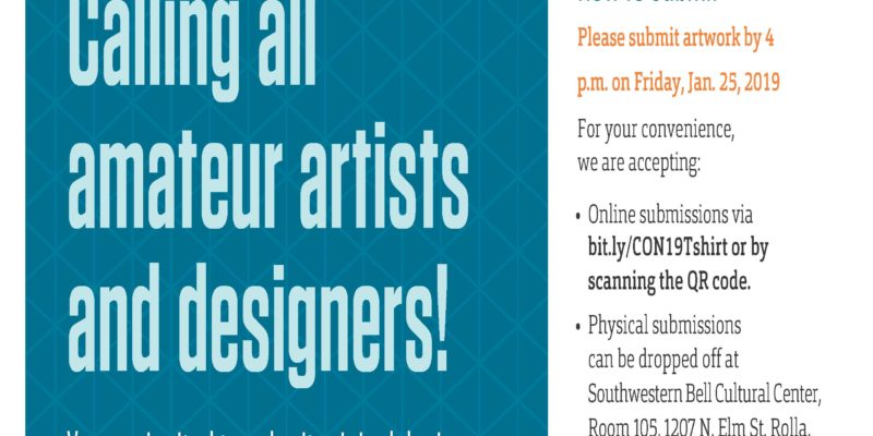 Calling all amateur artists and designers