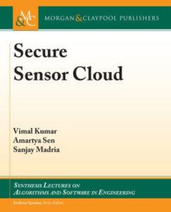Secure Sensor Cloud book cover