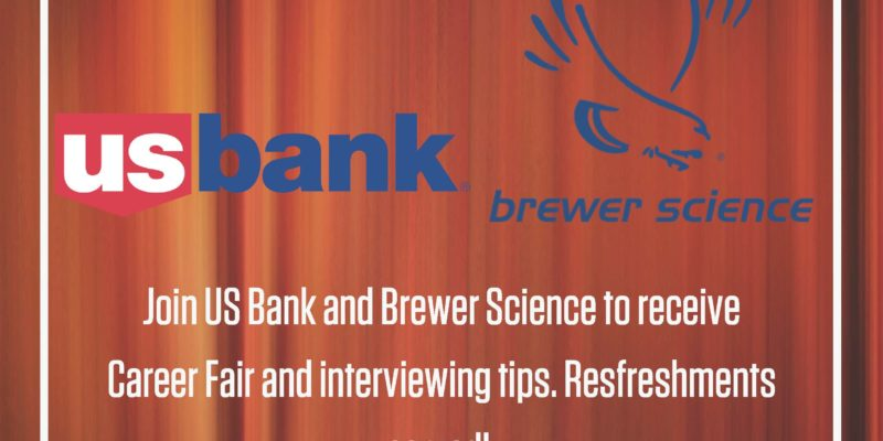 Employer Panel with Brewer Science and U.S. Bank