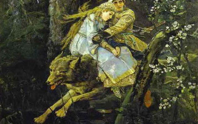 Happily ever after? Talk to focus on Russian fairy tales