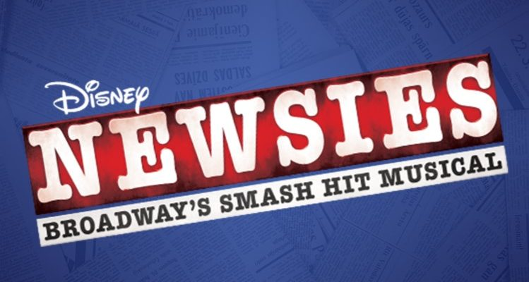 "Free ""Newsies"" tickets available to Missouri S&T faculty, staff, and students"