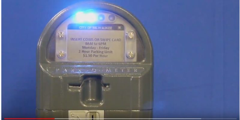 S&T pilots new parking meters, videos available