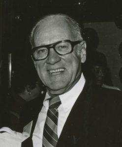 Joe Mooney portrait