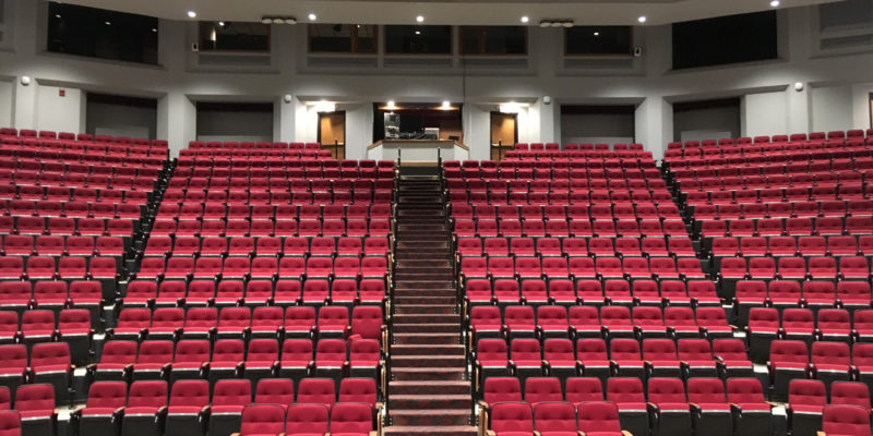 Step up to Leach Theatre challenge