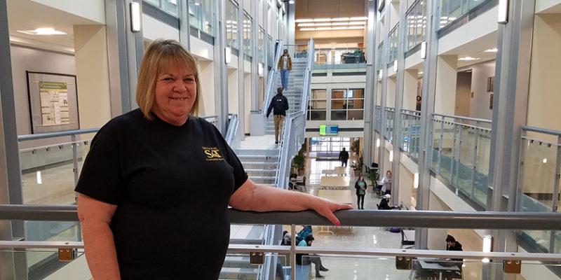 Staff Spotlight: Carol Atwell