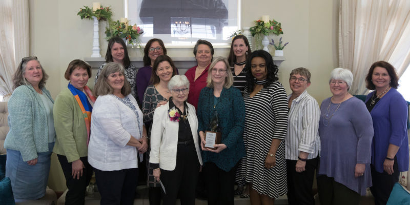 Nominate someone for Woman of the Year, Women's Advocate Award