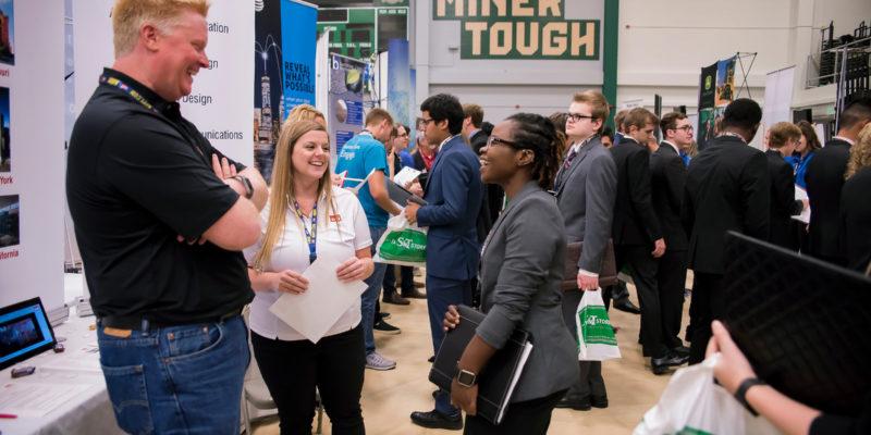 Help students prepare for Career Fair