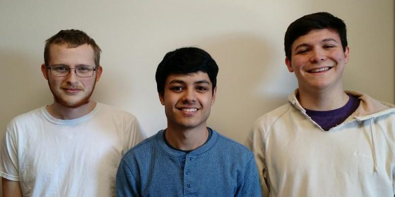 Physics team wins silver medal in international competition