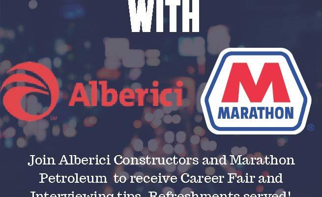 COER Hosts- Employer Panel with Marathon Petroleum and Alberici Constructors