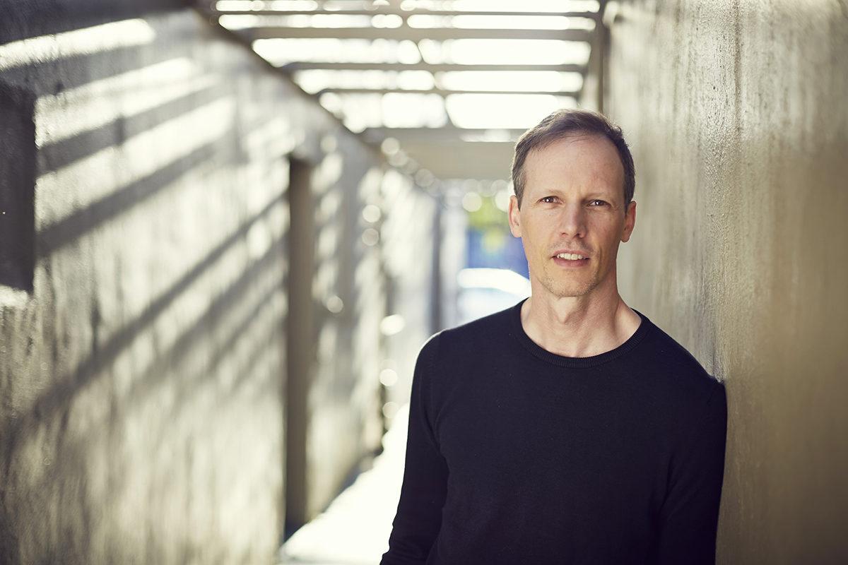 Jim McKelvey portrait