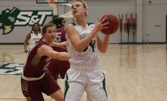 Basketball teams host Drury Saturday