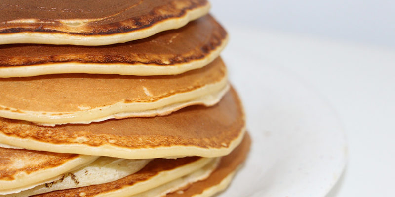 Stack up flapjacks for Miner Challenge